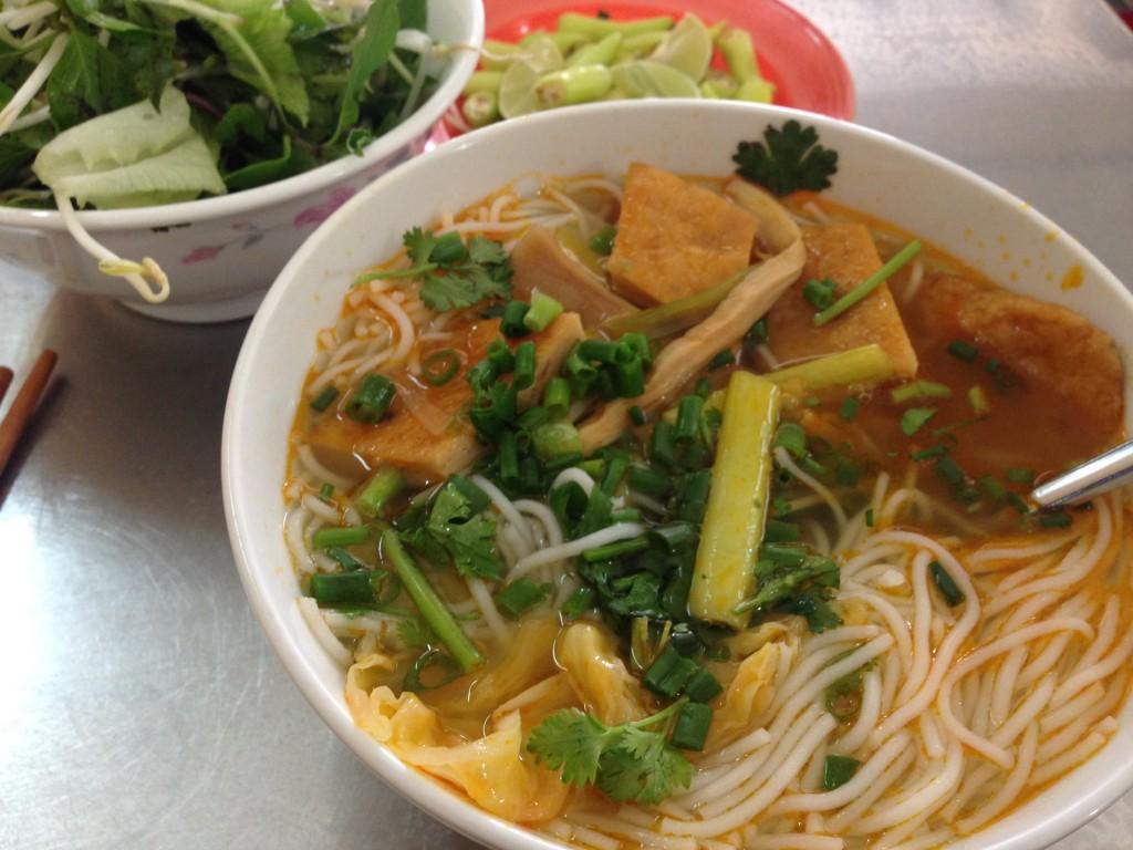 Bun Cha Ca in Da Nang - Da Nang Food Tour