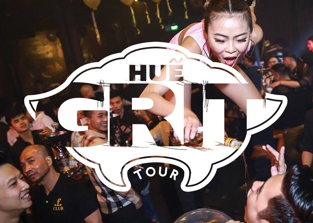 hue grit tour