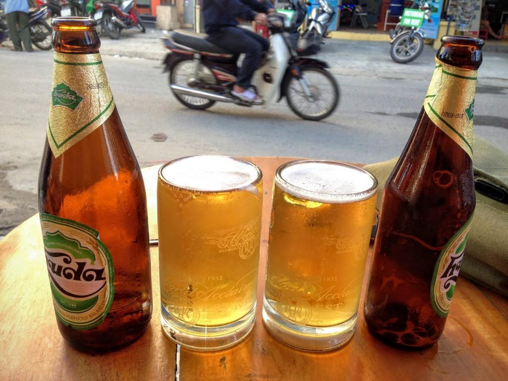 best beer in Vietnam